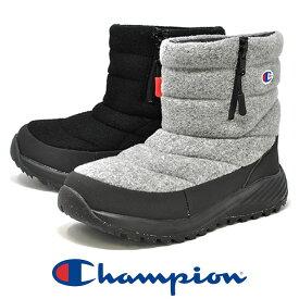防水 防寒 防滑 スノーブーツ 3E メンズ レディース チャンピオン CHAMPION LS020W 防水ブーツ スプラッシュコート 020 雪 冬靴