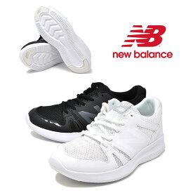 ニューバランス YK 570 白 黒 newbalance ホワイト ブラック ランニングシューズ 白底 スニーカー【RCP】