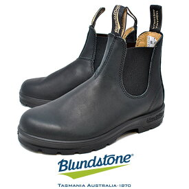 ブランドストーン ボルタンブラック 黒 BLUNDSTONE BS558089 サイドゴアブーツ レディース メンズ アンクル 冬 靴 クラシックコンフォート