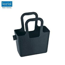 ドイツ【koziol コジオル】TASCHELINI バッグ XS 色々使える小物入れ ブラック