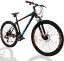 PANTHER(パンサー) オフロードマウンテンバイク MTB 27.5inch×2.1 KENDA(ケンダ)タイヤ シマノ shimano 21段変速 超…