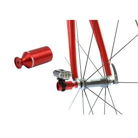アクセサリーホルダー ライトホルダー ハブパーツ リアディレーラー保護 ライトアダプター ロードバイク クロスバイク マウンテンバイク クイックリリース搭載自転車に全般対応