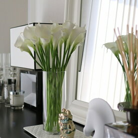 シンプルフラワーベース フラワーベース 北欧インテリア インテリア雑貨 おしゃれ 北欧雑貨 花器 花瓶 ガラス瓶 ガラス花瓶 オシャレ かわいい シンプル プレゼント 贈り物 クリア MIRAGE-STYLE 売れ筋 vase top