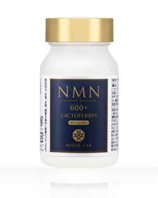 NMN+ラクトフェリンプラス(2021.4.6販売開始)