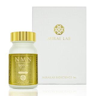 NMNPUREVIP9000NMN高含有配合ニュートラシューティカル(60粒)ミライラボ楽天市場店