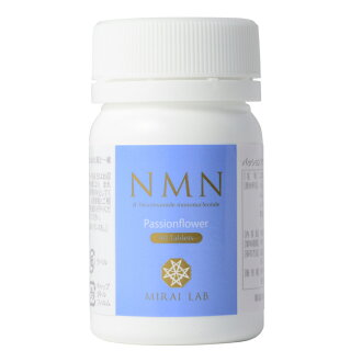 Passionflower +NMN (90 tablets) ※International patent pending