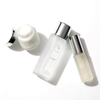 FACE RICH [renewal lotion, liquid cosmetics, cream set]