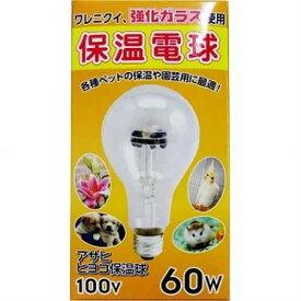 アサヒ電子 ヒヨコ電球  60W