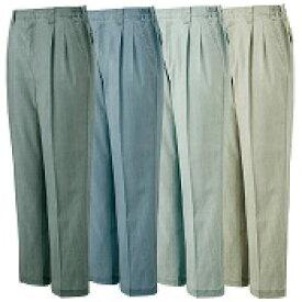 94301 自重堂 Mr.Jic ツータックカーゴパンツ 作業ズボン 綿100% 春夏用 吸汗速乾 安い格安作業着