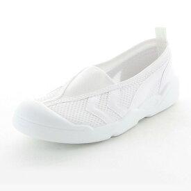 ムーンスターバイオTEF01 ホワイト 大人気のスクールシューズ 一日中履いても足ムレしにくい 汚れがつきにくく、落としやすいテフロン加工の甲材でお子様の足を清潔に保ちます。抗菌防臭や撥水加工 衝撃吸収などうれしい機能が充実。安心の日本製となっております。