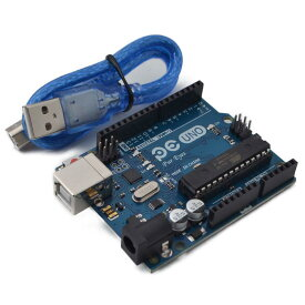 プレイズ Arduino UNO R3 互換基板 ATmega328P ATmega16U2 USBケーブル付属