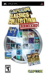 Capcom Classics Collection Remixed カプコン クラシックス コレクション (輸入版) - PSP【新品】