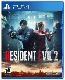 Resident Evil 2 (輸入版:北米)- PS4【新品】