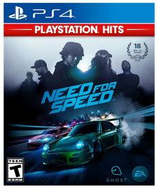 ニード・フォー・スピード Need for Speed (輸入版:北米) - PS4【新品】