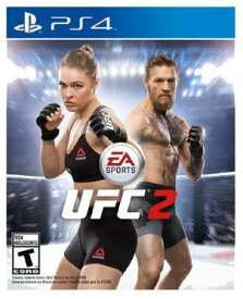 EA Sports UFC 2 (輸入版:北米) - PS4【新品】