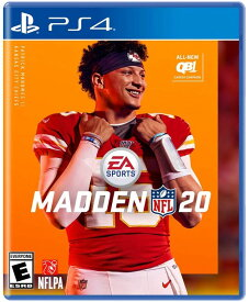 Madden NFL 20 マッデンNFL 20 (輸入版:北米)- PS4【新品】