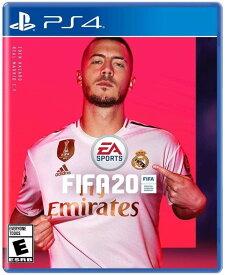 FIFA 20(輸入版:北米)- PS4【新品】