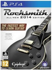 ロックスミス 2014 Rocksmith 2014 PS4 輸入版【新品】