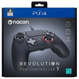 Nacon ナコン レボリューション プロ コントローラー V3 PS4 輸入版【新品】
