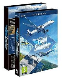 「マラソン限定!エントリーで店内全品ポイント+2倍」マイクロソフト フライトシミュレーター 2020 Microsoft Flight Simulator 2020 - Standard (輸入版) - PC DVD【新品】