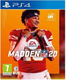 Madden NFL 20 マッデンNFL 20 (PS4) (輸入版)【新品】