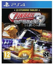 Pinball Arcade Season 2 ピンボールアーケード シーズン2 (PS4) (輸入版)【新品】