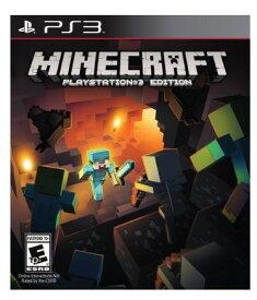 「スーパーセール期間中 エントリーで全商品 ポイント2倍」マインクラフト Minecraft PlayStation 3 Edition (輸入版:北米) - PS3【新品】