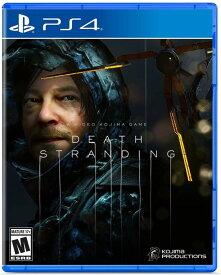 デス・ストランディング Death Stranding (輸入版:北米)- PS4【新品】