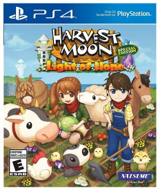 Harvest Moon: Light Of Hope - Special Edition (輸入版:北米) - PS4【新品】