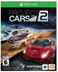 プロジェクトカーズ Project Cars 2 (輸入版:北米) - XboxOne【新品】