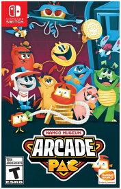ナムコ ミュージアム アーケード Namco Museum Arcade Pac (輸入版:北米) - Switch【新品】