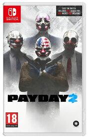 ペイデイ 2 Payday 2 (Nintendo Switch) (輸入版)【新品】