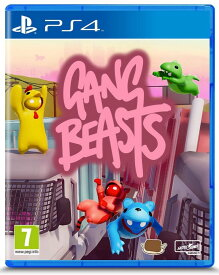 Gang Beasts ギャングビースト PS4 輸入版【新品】