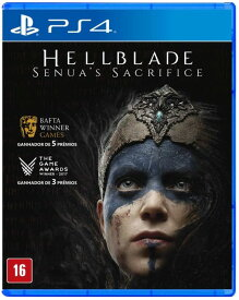 Hellblade: Senua's Sacrifice ヘルブレイド (輸入版:北米) - PS4【新品】