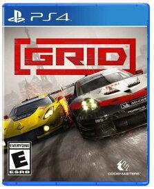 Grid グリッド (輸入版:北米)- PS4【新品】