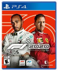 F1 2020 (輸入版:北米) - PS4【新品】