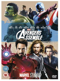 Marvel Avengers Assemble/アベンジャーズ[UK-PAL] [DVD][Import] 輸入版【新品】