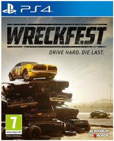 Wreckfest レックフェスト (輸入版) - PS4 【新品】