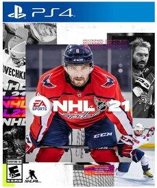 NHL 21 (輸入版:北米) - PS4【新品】