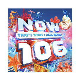 NOW Thats What I Call Music! 106 -Various Artists 輸入盤 [CD]【新品】