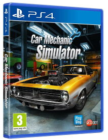 Car Mechanic Simulator カー メカニック シュミレーター (輸入版) - PS4【新品】
