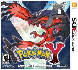 ポケモン Pokemon Y (輸入版:北米) - 北米版3DS【新品】