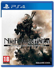 NieR: Automata Game of the YoRHa Edition ニーア オートマタ Square Enix (輸入版) - PS4【新品】
