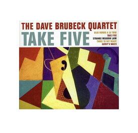 Take Five / The Dave Brubeck Quartet ザ・デイヴ・ブルーベック・カルテット 輸入盤 [CD]【新品】