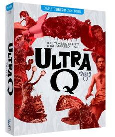 ウルトラQ コンプリート ブルーレイ[Blu-ray リージョンA] (輸入版:北米)【新品】
