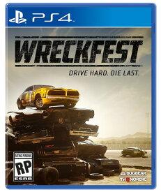 レックフェスト Wreckfest(輸入版:北米)- PS4【新品】