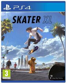 Skater XL (輸入版) - PS4【新品】