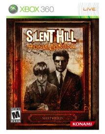 「マラソン限定!エントリーで店内全品ポイント+2倍」Silent Hill: Homecoming サイレントヒル ホームカミング (輸入版:北米) - Xbox 360【新品】