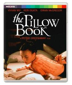 The Pillow Book ピーター・グリーナウェイの枕草子 輸入版 [Blu-ray] [リージョンALL]【新品】