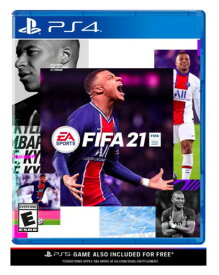 「8/1 限定!エントリーで最大9倍」FIFA 21 (輸入版:北米) - PS4【新品】
